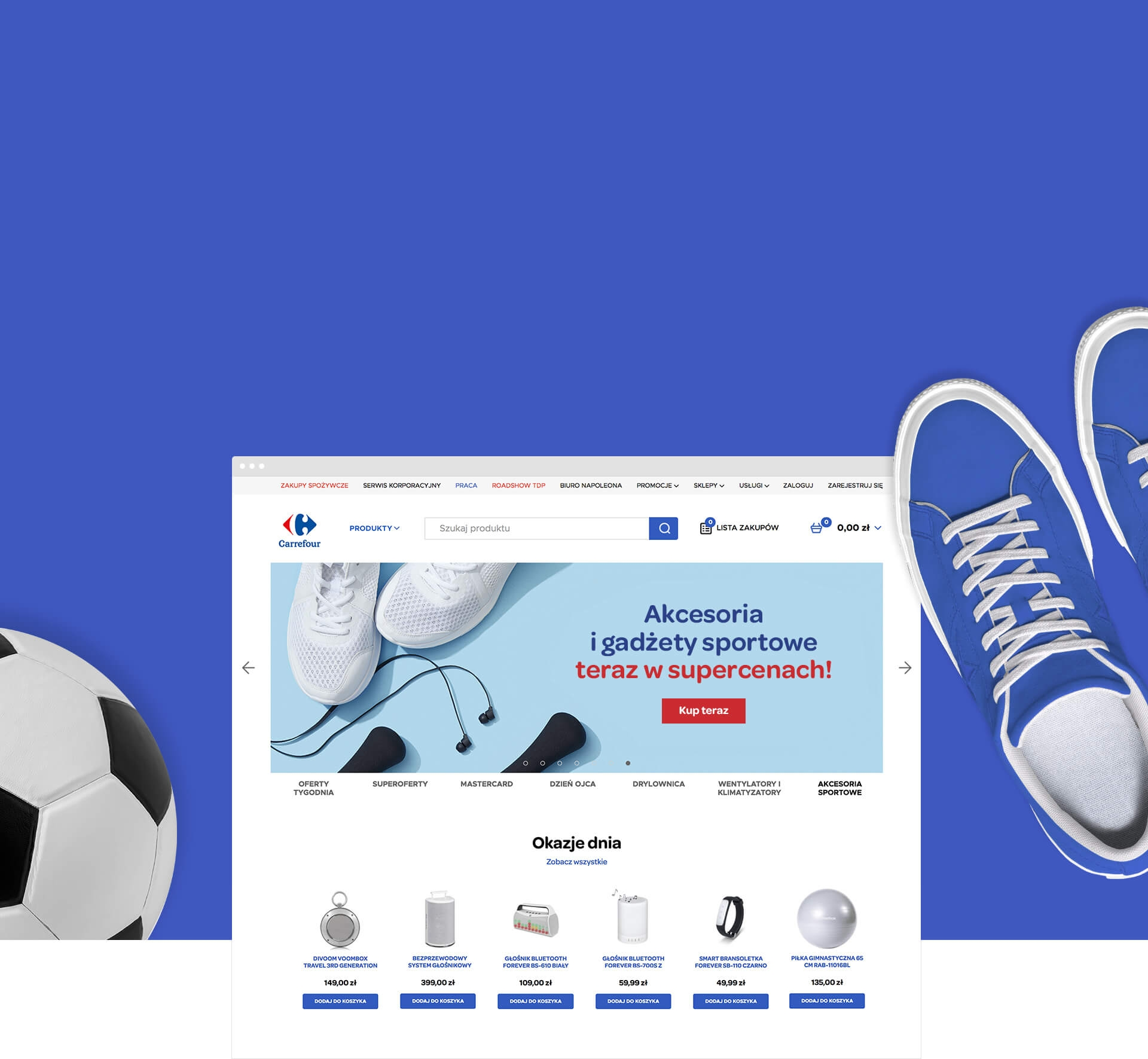 Platforma eCommerce Carrefour Marketplace